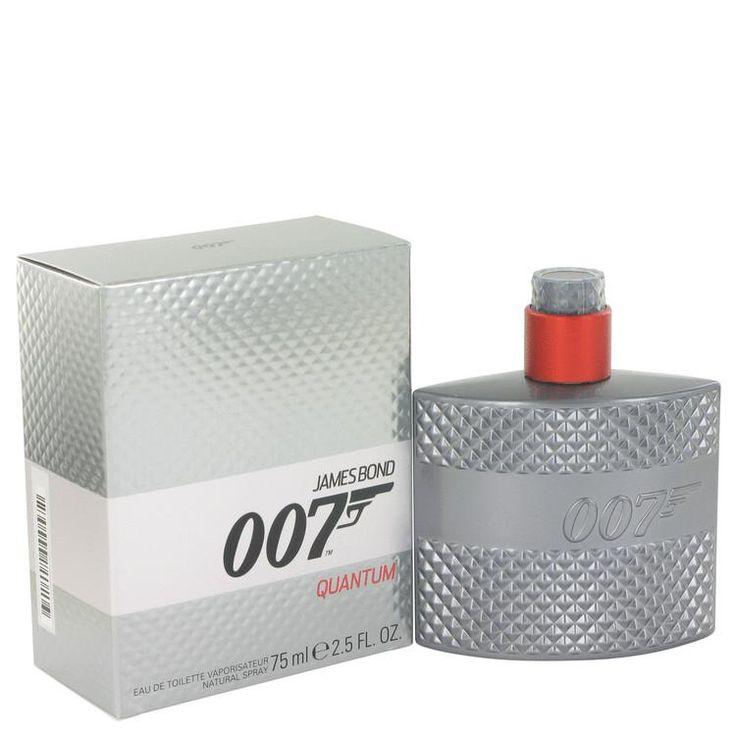 007 Quantum by James Bond Eau De Toilette Spray 2.5 oz - £29.38
