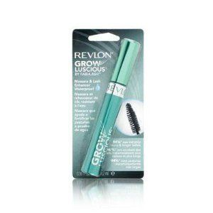 Revlon Grow Luscious By Fabulash, 001 Blackest Black, 0.38-Ounce by Revlon. $4.37. Lash enhancing formula complements the natural growth cycle of your lashes and improves their overall appearance and condition with each use. Lashes not only look instantly longer and lusher, they will also grow stronger day after day. Oversized lash-extending brush. Grow Luscious Mascara is a first-to-market, all-in-one mascara and lash enhancer. The lash enhancing phyto-peptide formula comple...