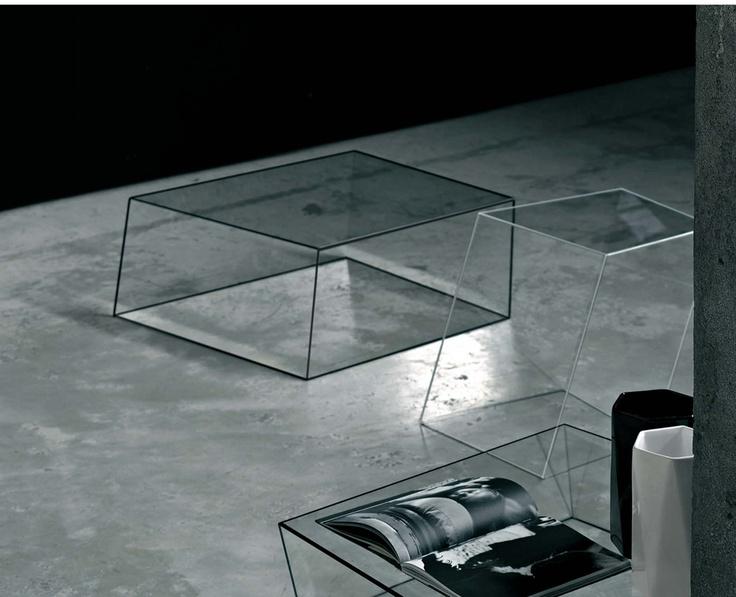 GLAS ITALIA - Wireframe table
