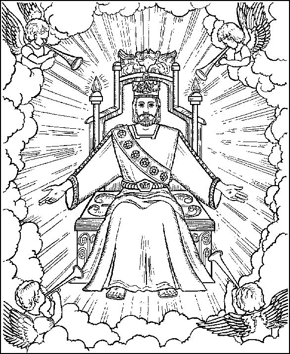 fiesta bible school coloring pages - photo#26
