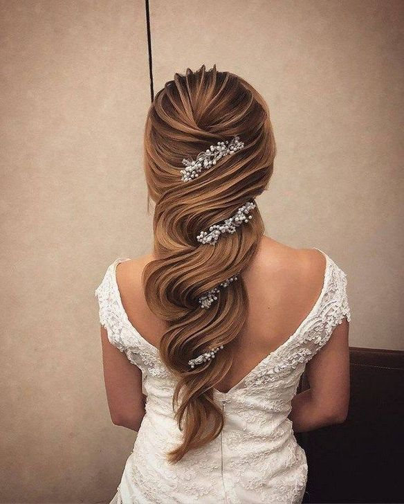 99 Amazing Wedding Hairstyles Ideas For Bridal To Try