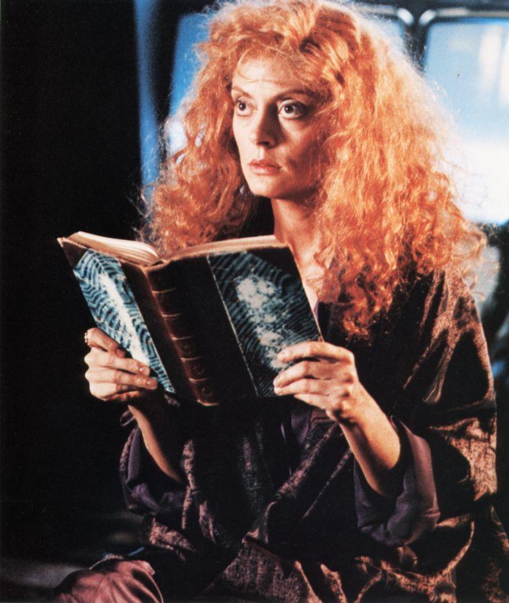 Third Witch: Susan Sarandon