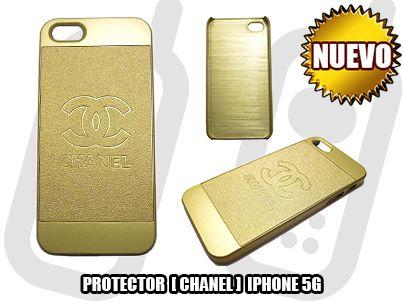 *NUEVO*- PROTECTORES [ CHANEL ] PARA IPHONE 4G, 5G - SOLO EN MGWIRELESS!!!