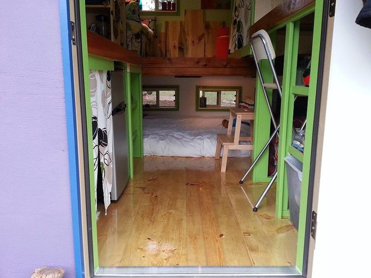 272 best Tiny house 2 images on Pinterest House 2 Tiny house on