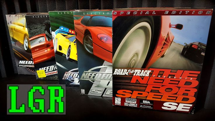 LGR - Remembering the Classic Need For Speed Games Taking a look back at the classic NFS games from the '90s and early 2000's! Just me rambling on for half an hour about my experiences.  ● Consider supporting LGR on Patreon: http://www.patreon.com/LazyGameReviews  ● Social links: https://twitter.com/lazygamereviews http://www.facebook.com/LazyGameReviews