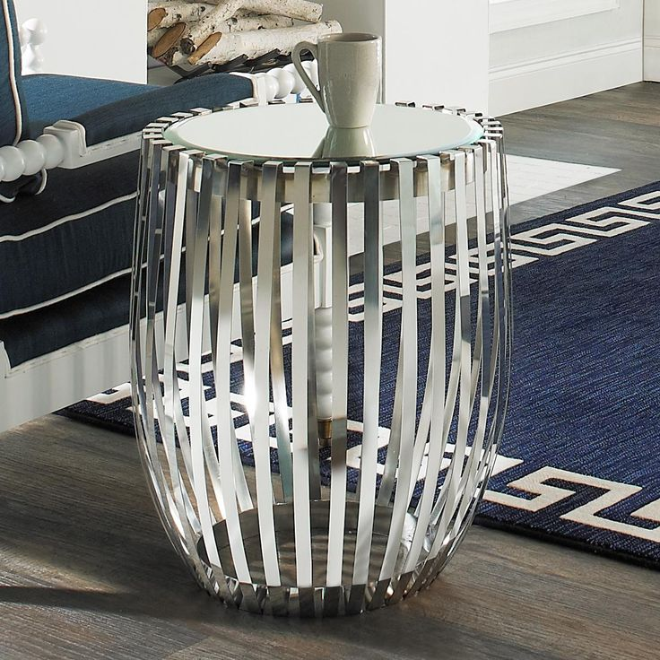 Glass Side End Lamp Coffee Table Lounge Low Occasional: 10 Best Ideas About Glass Top Accent Tables On Pinterest