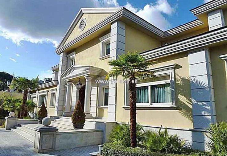 34 best casas de lujo en madrid images on pinterest for Villas de lujo en madrid