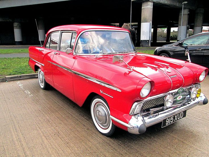 57 Best Vauxhall 1950 To1970 Images On Pinterest