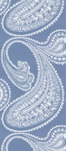 Rajapur by Cole and Son: Wallpapers Wall Designs, Fabric Wallpaper, White Wallpaper, Blue Grey, Cole And Son Wallpaper, Blue And White, Choice Wallpaper