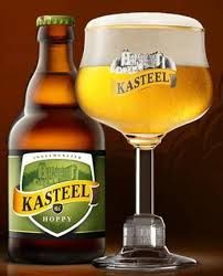 Kasteelbier hoppy, 6.5% 6/10. Brewery Van Honsebrouck Ingelmunster Belgium