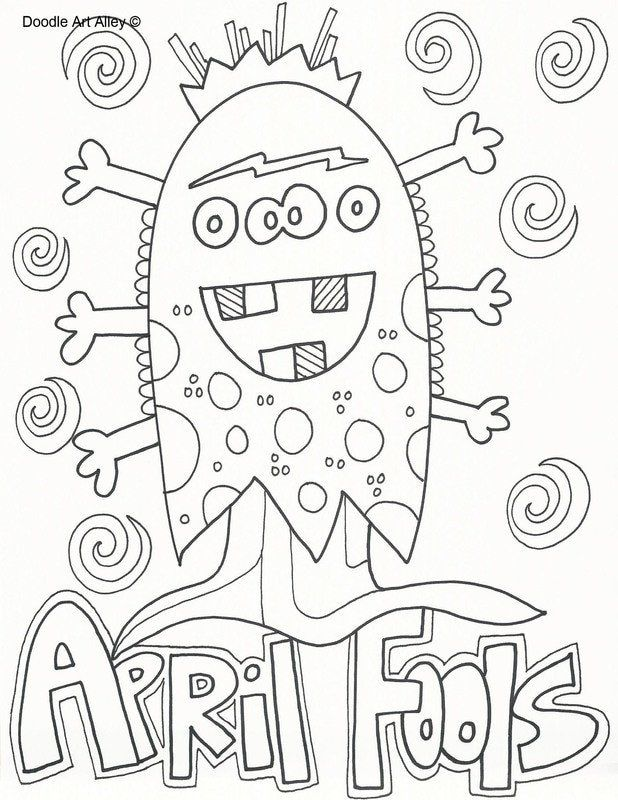 Coloring Pages For Holidays