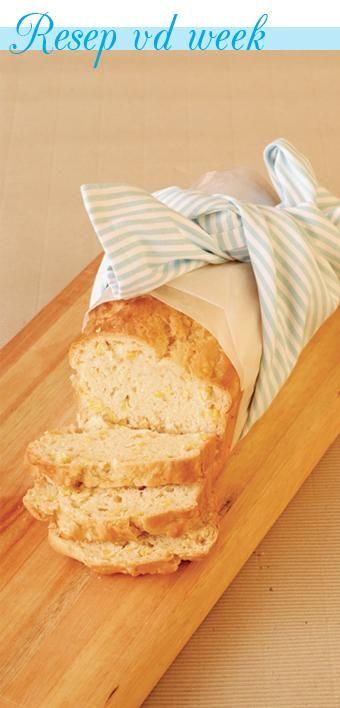 Corn bread | Mieliebrood #recipe #braai