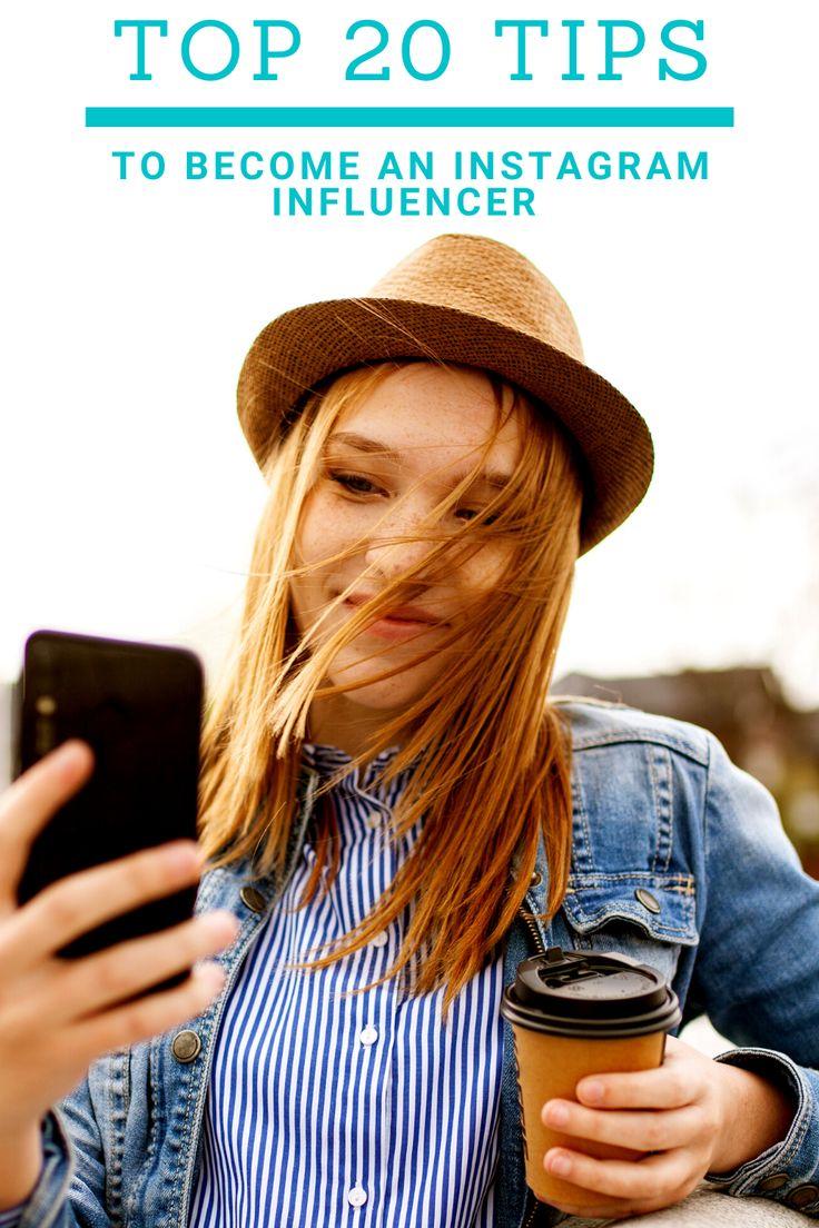 INFLUENCER GUIDE in 2020 Instagram influencer