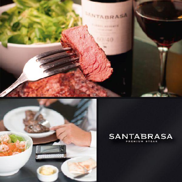Disfruta hoy de una excelente tarde en Santabrasa, tu mejor experiencia de sabor!