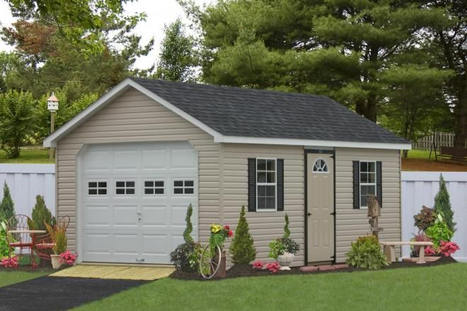 How Much Does It Cost To Build A Detached Garage The Complete Guide For 2020 Detached Garage Prefab Garages Garage Construction