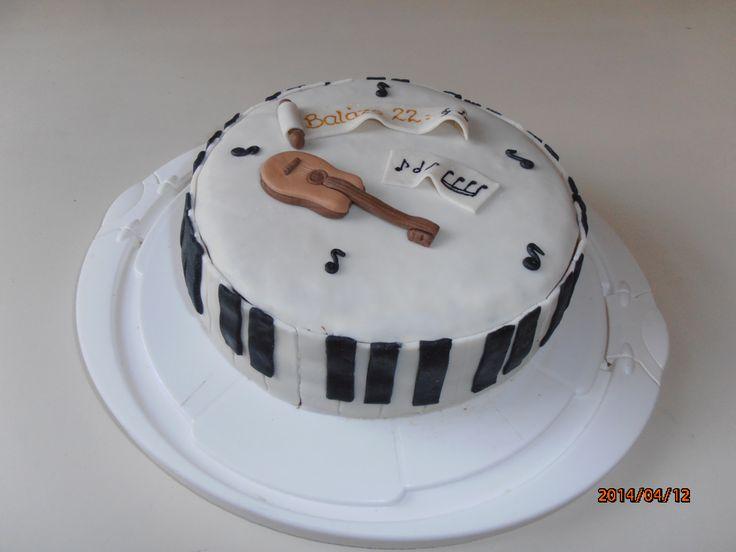 zene torta
