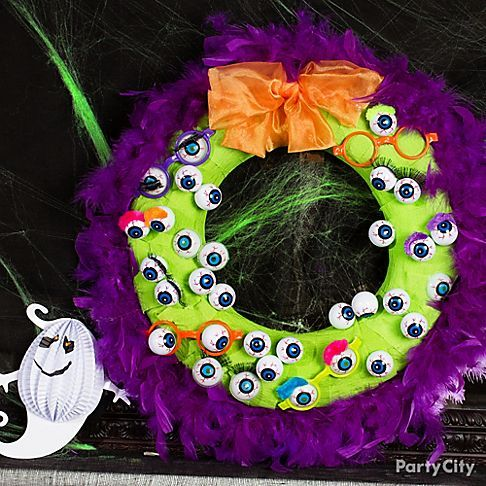37 best Kids Birthday/Halloween Party images on Pinterest - kids halloween party decoration ideas