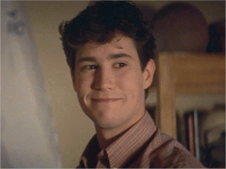 William Ragsdale playing Charley in Fright Night :)