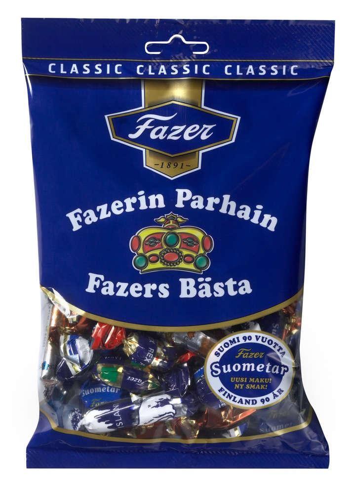 Fazer´s Best, Finnish Candy