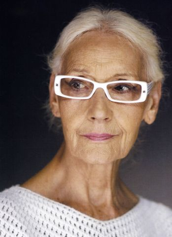 Francoise de Stael: 82-year-old model contracted with Masters Modeling Agency in Paris, France