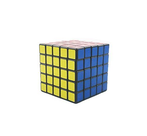 Shengshou Plastic 5x5x5 Speed Puzzle Rubik's Cube Black Sunny Hill Cubes http://www.amazon.com/dp/B01C8GCELQ/ref=cm_sw_r_pi_dp_ER58wb1ADC16S