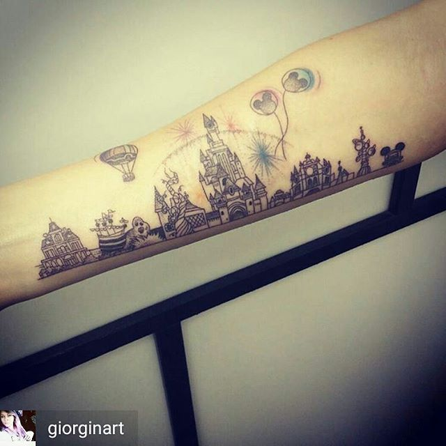 17 best ideas about skyline tattoo on pinterest city tattoo nyc tattoo and london skyline tattoo. Black Bedroom Furniture Sets. Home Design Ideas