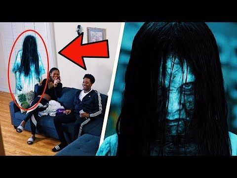 Scary Halloween Ghost Prank Youtube Scary Pranks Funny
