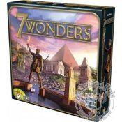 7 Wonders : Prenez la tête de l'une des sept grandes cités du monde antique et laissez votre empreinte dans l'histoire des civilisations en bâtissant une merveille architecturale qui transcendera les temps futurs !