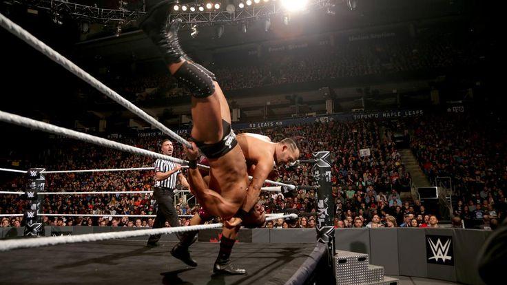 NXT TakeOver: Toronto: Fotos