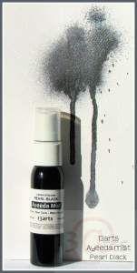 Ayeeda Mists Pearl - Pearl Black (Graphit) -czerń (grafit)