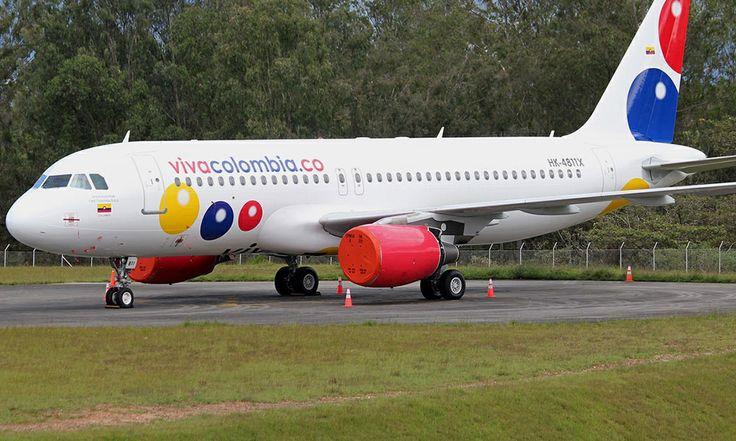 VivaColombia Begins Miami-Bogota Service - http://www.airline.ee/vivacolombia/vivacolombia-begins-miami-bogota-service/ - #VivaColombia