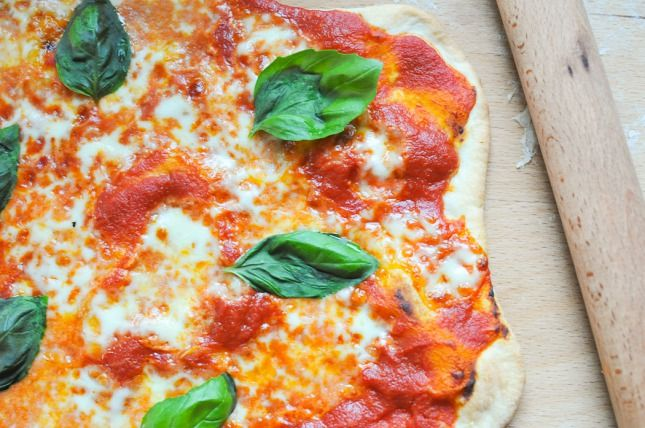 A házi pizza, ami ver minden kiszállítóst