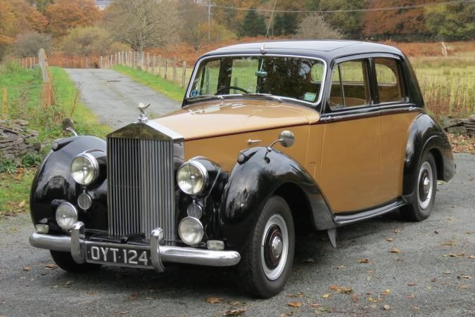 1954 Rolls-Royce Silver Dawn Maintenance of old vehicles: the material for new cogs/casters/gears/pads could be cast polyamide which I (Cast polyamide) can produce