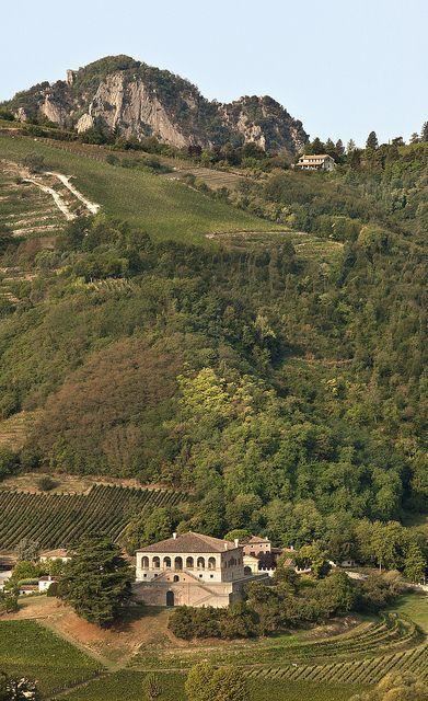 Villa dei Vescovi, Luvigliano, Padova by FAI - Fondo Ambiente Italiano #italy