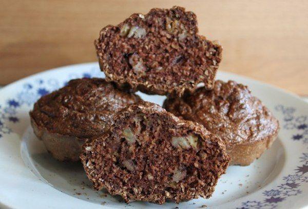 Шоколадно-банановые овсяные кексы http://vk.com/wall-45281421_678504