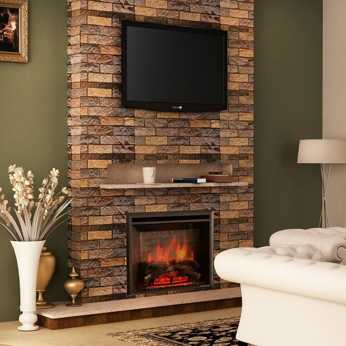 Armes Fireplace Insert Electric Fireplace Insert Fireplace