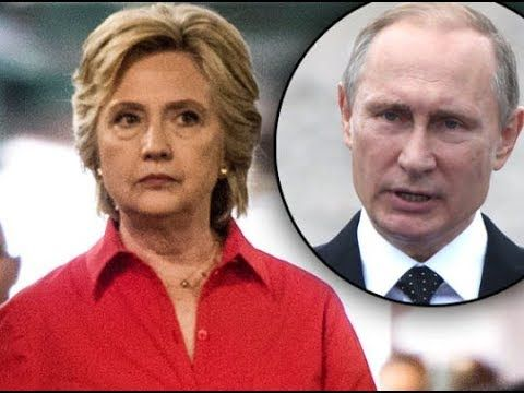 All Russian Roads Lead to  DNC: Russian Purchased  Facebook Ads Promoted  Hillary Clinton ... - YouTube