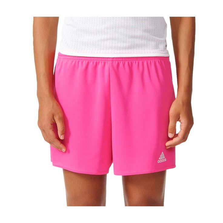Women's Adidas climalite Womens Pama 16 Soccer Shorts, Size: XS, Brt Pink