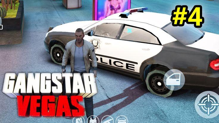 Gangstar Vegas - Lancio bombe e rubo auto della Polizia! - (Salvo Pimpo's)