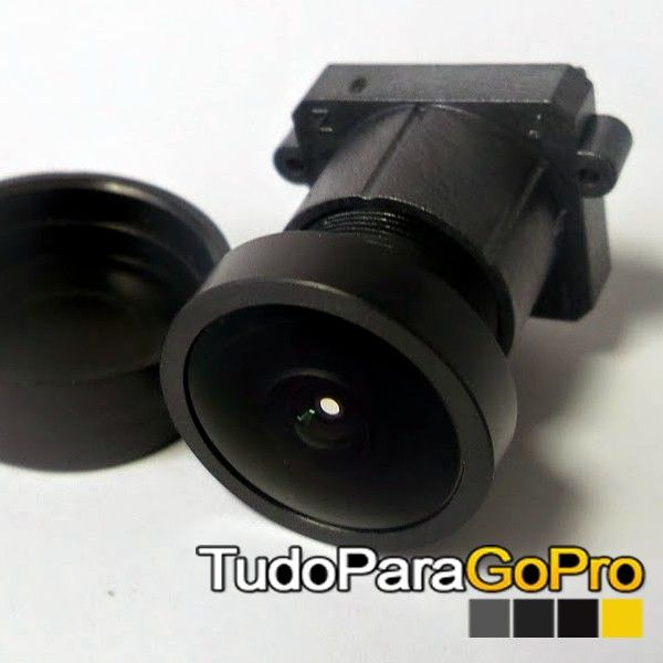 Lente GoPro Hero3