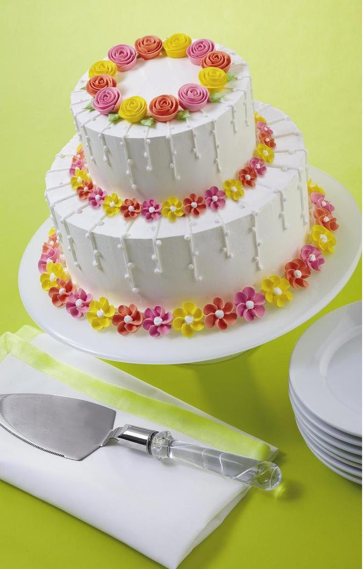 Elegant Wilton+course+1+cake+decorating+ideas | Cake Designs Wilton Birthday