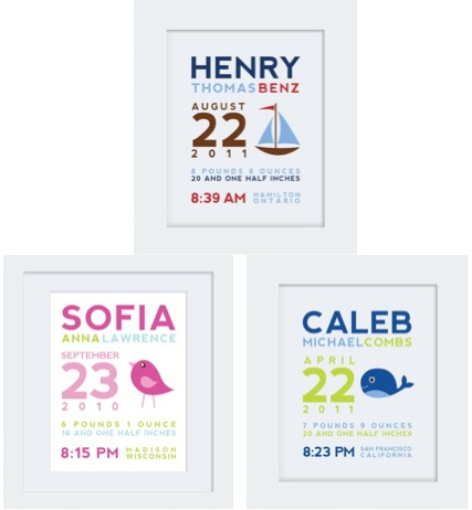 Ins and Outs and Whereabouts: New Baby Gift Ideas