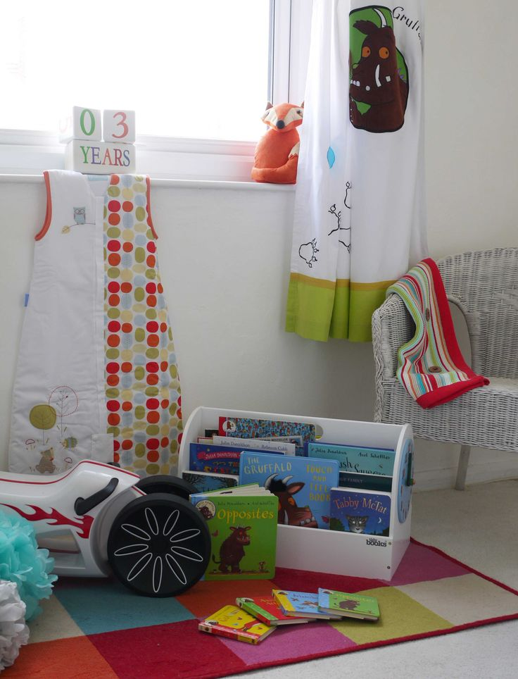 7 best camerette per bambini stile tidy books images on pinterest - Scaffali Per Bambini
