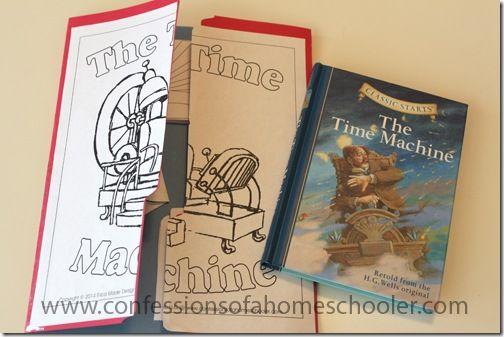 The Time Machine Literature Unit