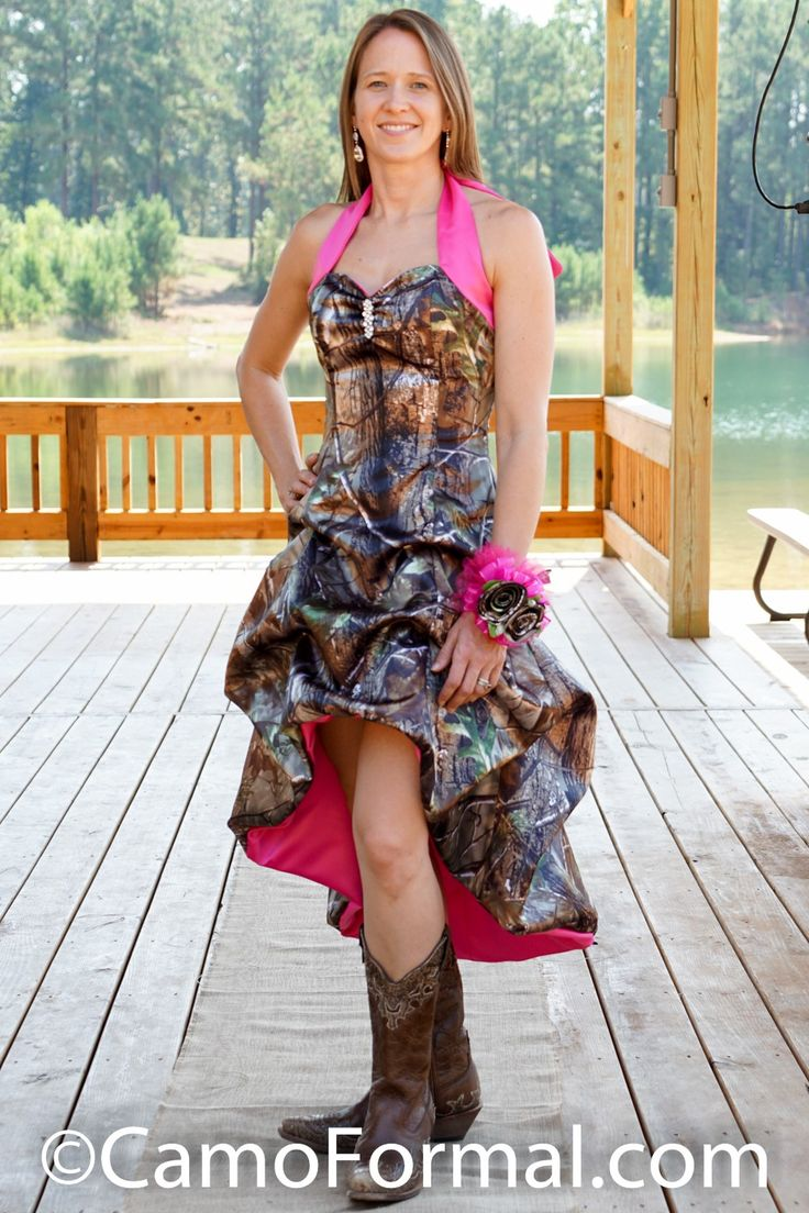 85 best a study of orange dresses images on pinterest camo 3057 shown in realtree apg and fuchsia camo colorsbridesmaid dressesprom ombrellifo Gallery