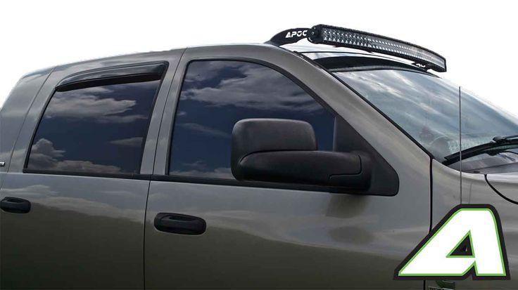 "03-09 Dodge Ram 2500 Apoc Roof Mount for 52"" Curved Led Light Bar"