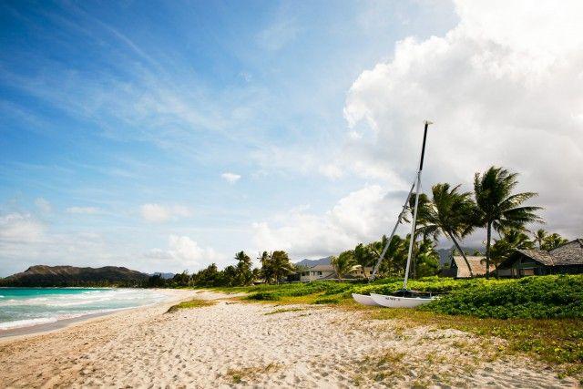 1. Kailua, Kalama, and Lanikai Beaches Kailua Beach Park, toward Kailua Bay's southern end, regularly garners awards as one of Hawaii's top beaches, but nearby Kalama and Lanikai beaches are just a...