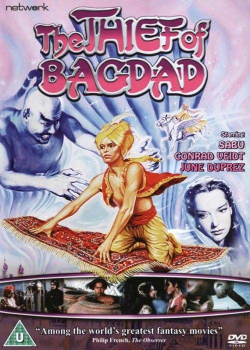 Złodziej z Bagdadu / The Thief of Bagdad