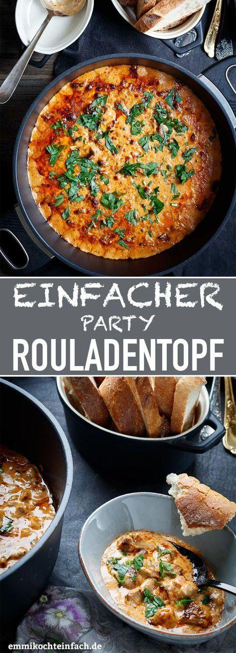 Einfacher Party Rouladentopf à la Ute