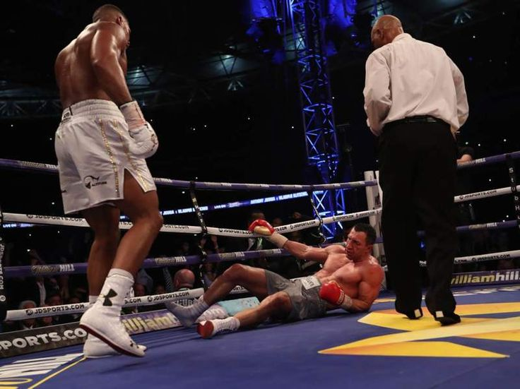 Anthony Joshua stops Klitschko in 11th round to retain his IBF world heavyweight title and secure the WBA and IBO titles in epic fight. What a fight. What a day. At his age,Klitschko deserves some…